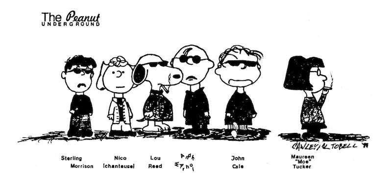The Peanut Underground, by Bill Cawley & Stephen Altobello