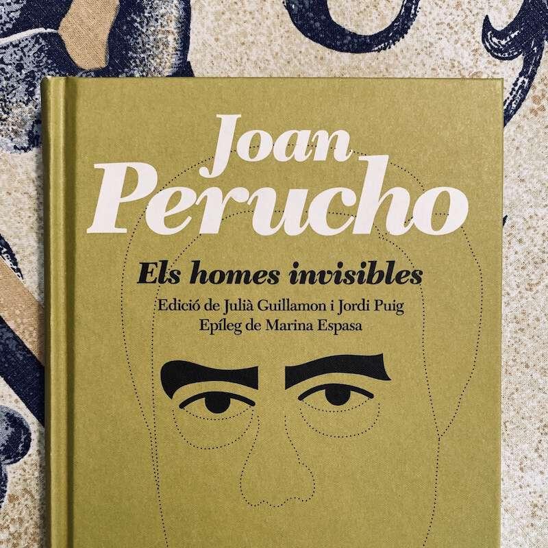 Joan Perucho: Els homes invisibles (Comanegra, 2020)
